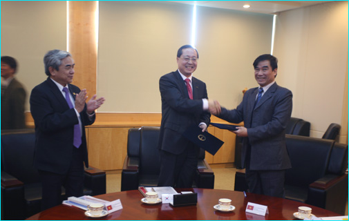 Vietnam Metrology Institute signed the cooperation agreement with the Korea Research Institute of Standards and Science (KRISS)